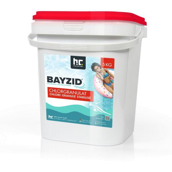 Chlorgranulat 5kg Eimer Höfer Chemie Galerie Poolpflege