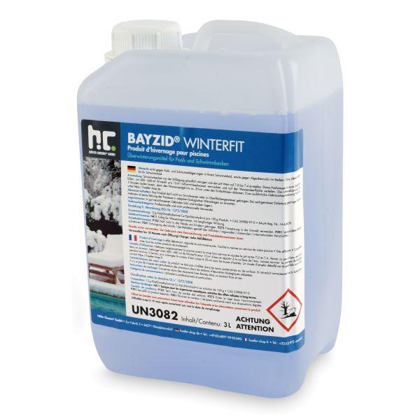 BAYZID Winterfit Überwinterungsmittel für Pools 3 Liter von Höfer Chemie