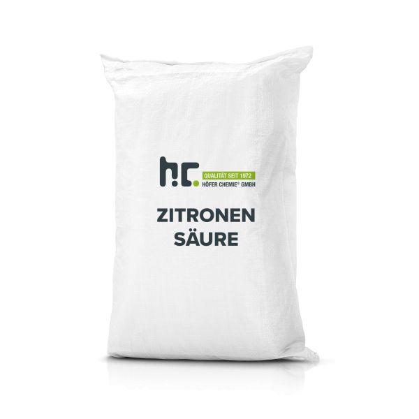Zitronensäure Granulat