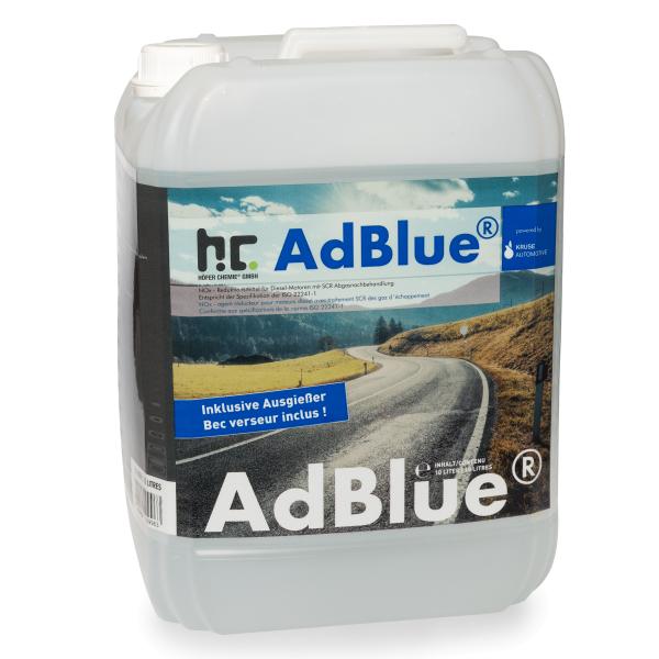 10L AdBlue® - l'écologie par Höfer Chemie