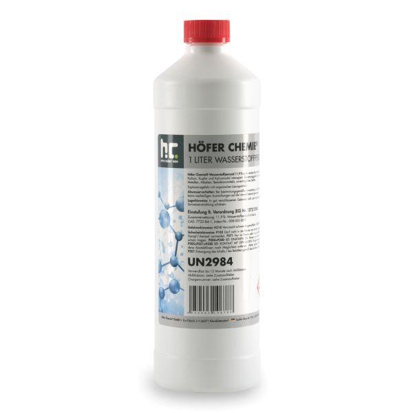 Wasserstoffperoxid 11,9% technische Ware 1x1l