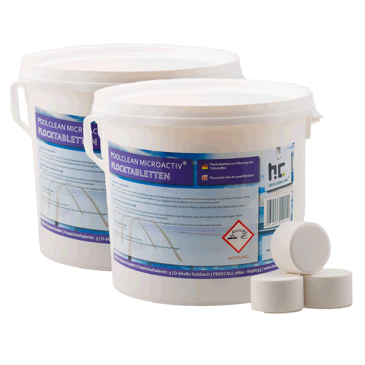 Bayzid floculant dissolution contr l e galets de 100g hoefer shop - Peroxyde d hydrogene piscine ...
