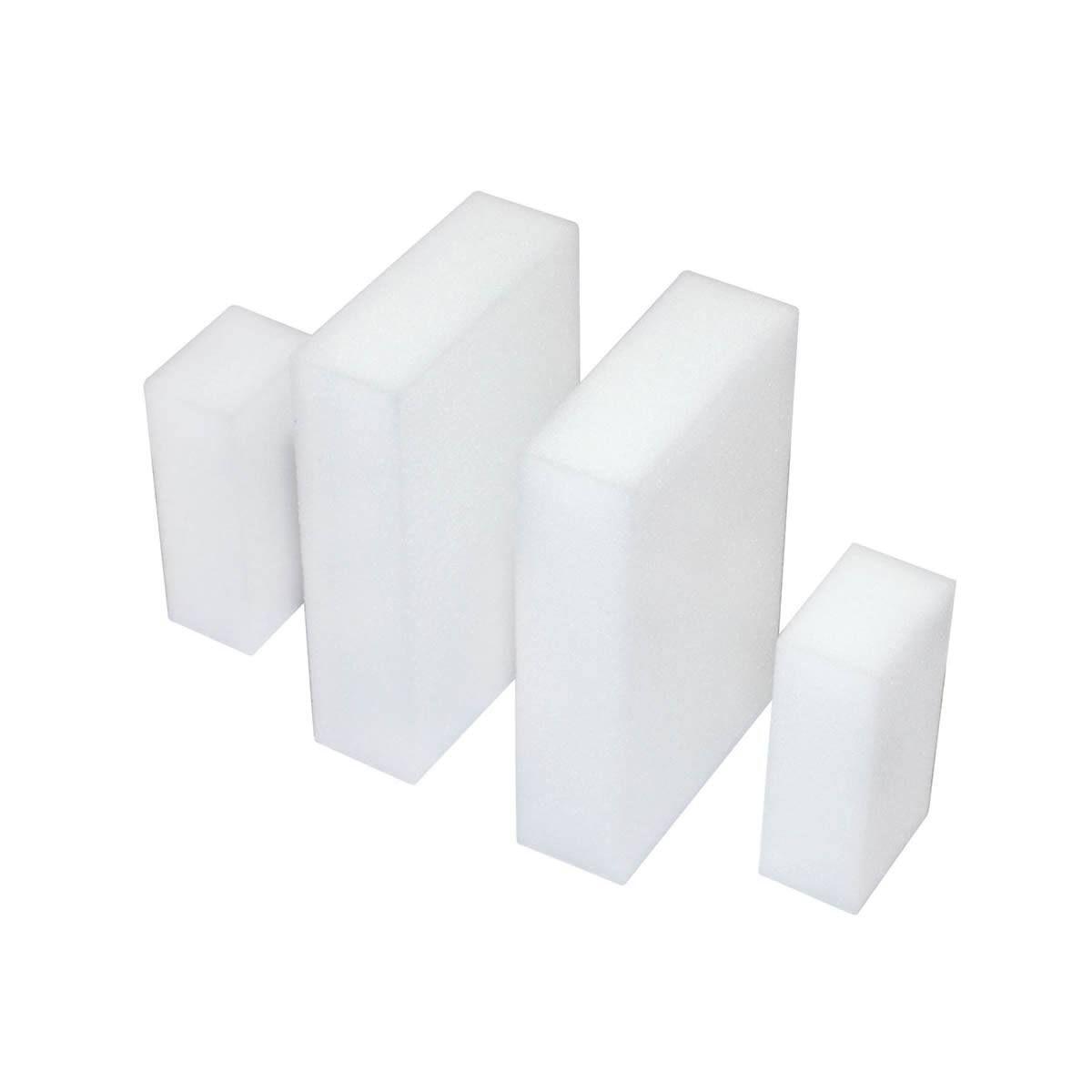 """Set de 4 éponges pour piscine """"Magic Sponge"""""""