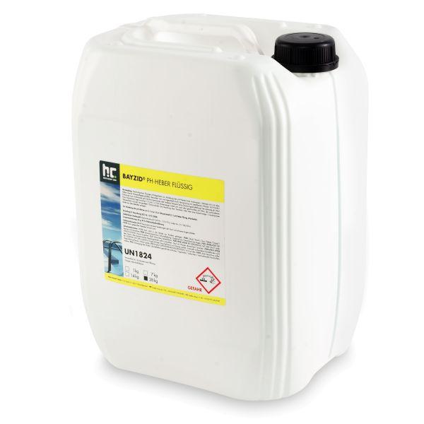 Höfer Chemie pH-Plus fluessig im 28kg-Kanister (pH Heber)
