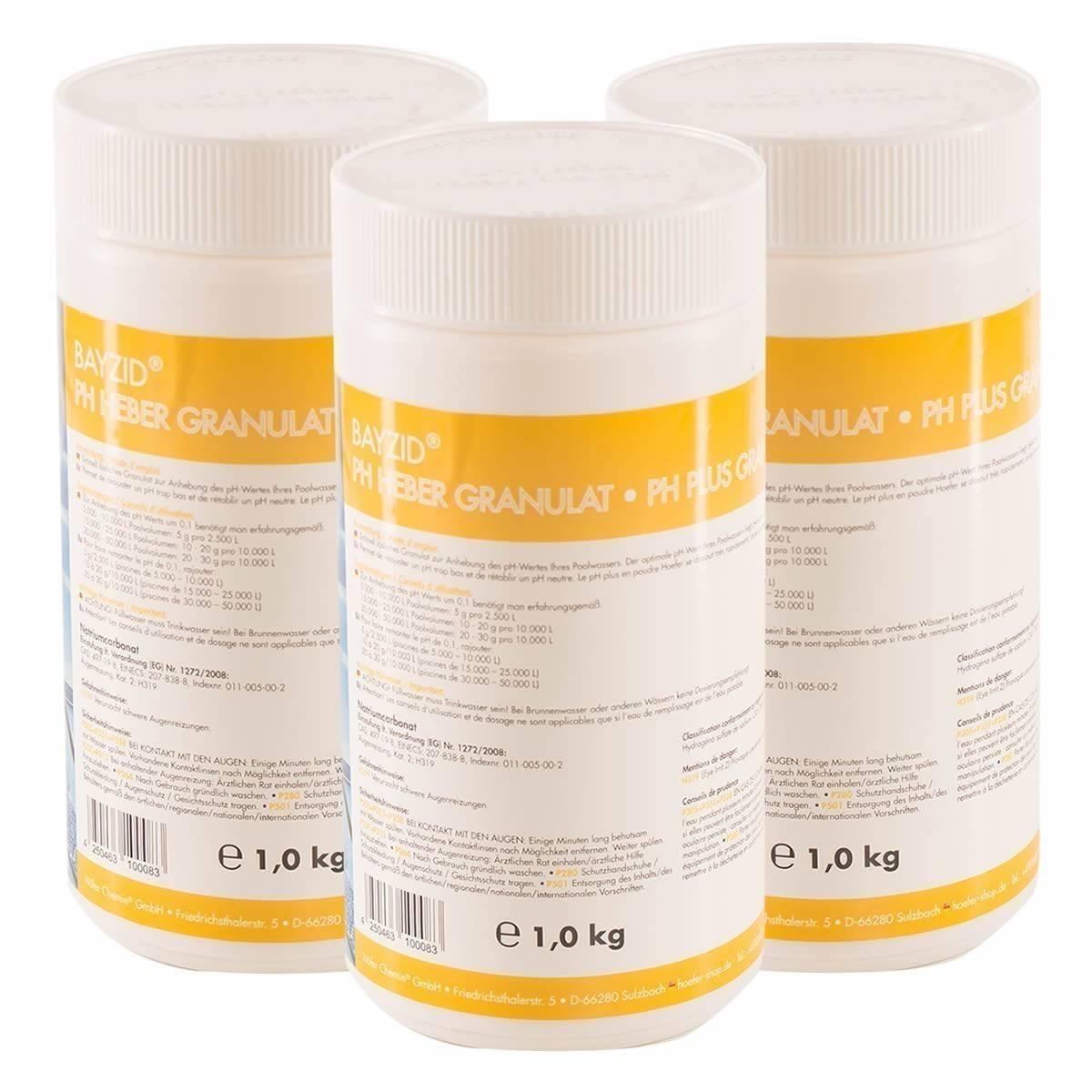 1 kg pH Plus Granulat