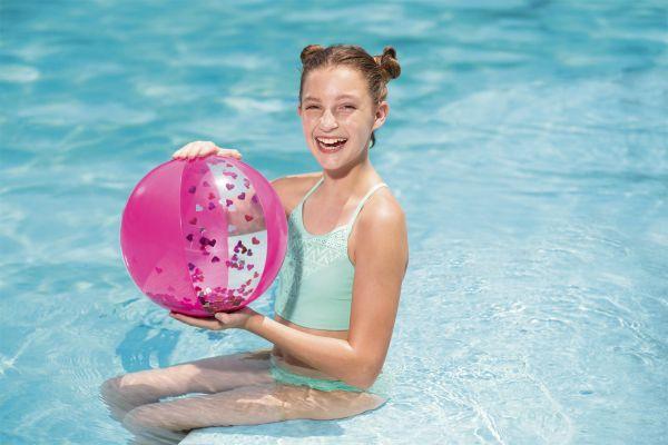 Wasserball pink