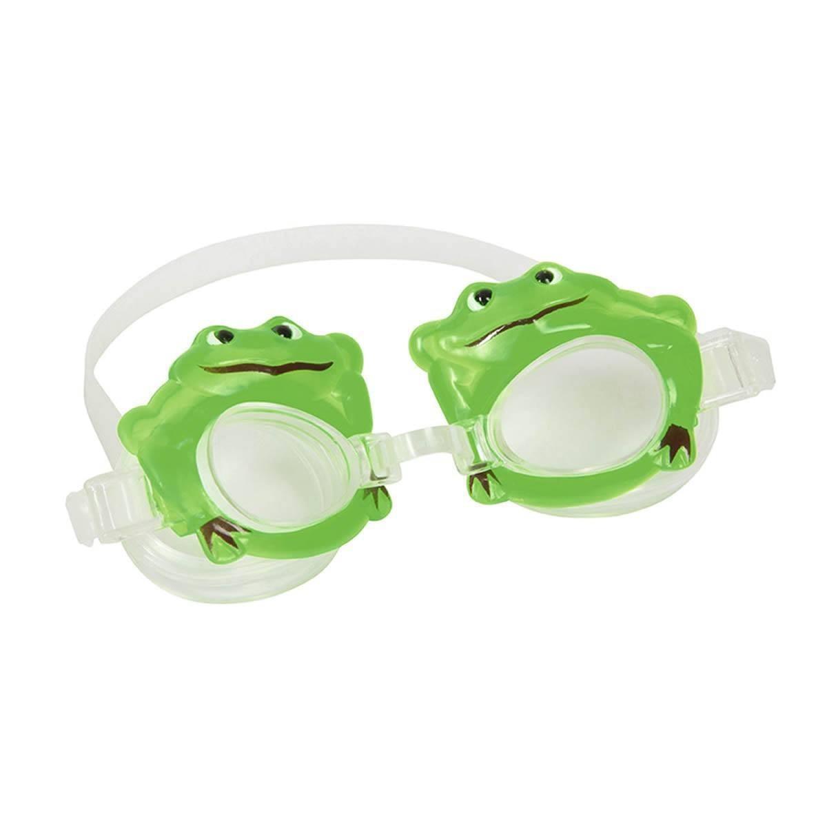 Lunettes de natation pour enfant - Motif Grenouille