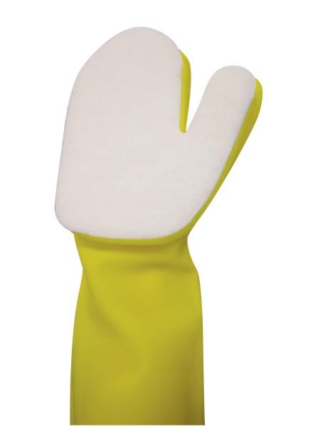 putz-handschuh