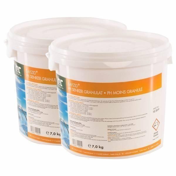 7 kg pH Minus Granulat
