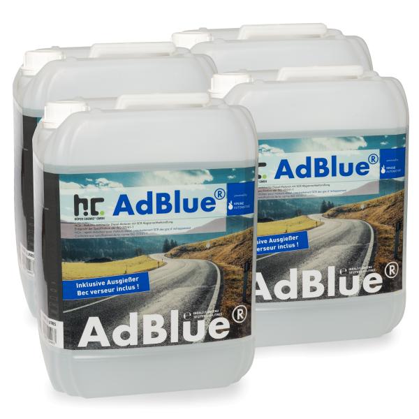 10L AdBlue® - l'écologie par Höfer Chemie sur palette