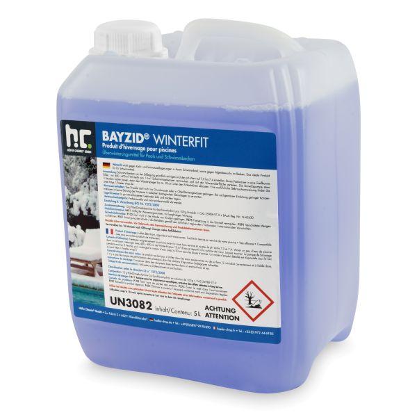 BAYZID Winterfit 5 Liter für Pools von Höfer Chemie