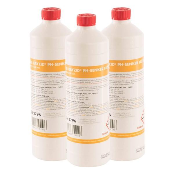 1kg pH-Sener flüssig