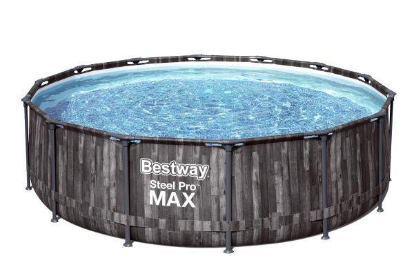 Steel Pro MAX™ 4,27 m x 1,07 m Pool Set