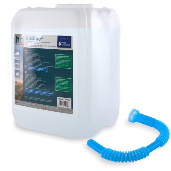 AdBlue 10 Liter Kanister mit Ausgießer Höfer Chemie powered by Kruse Automotive